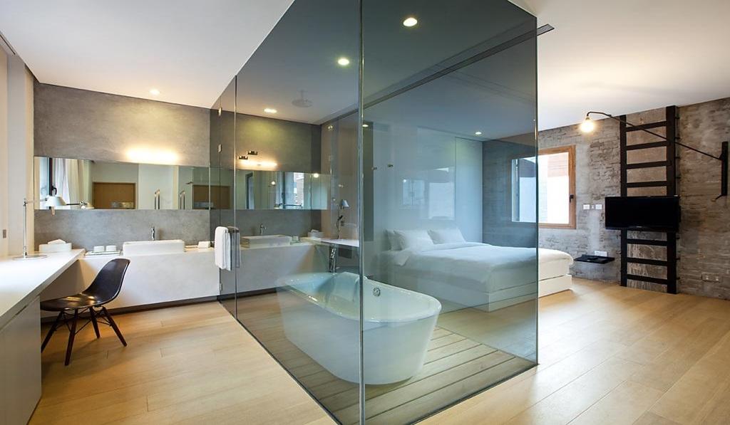 Картинки по запросу ванная с прозрачными